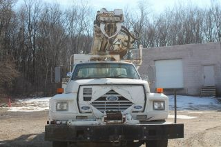 1988 Ford F 800 photo