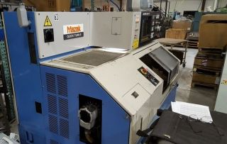 Mazak Quick Turn 8 Cnc Lathe Metal Working Lathe Mazak Lathe photo