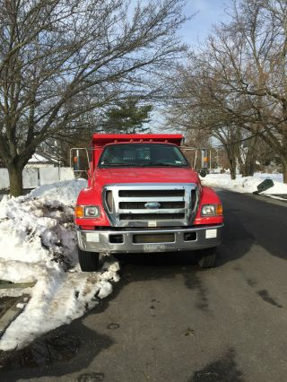 2007 Ford F650 photo