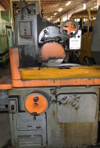 Thompson Hydraulic Surface Grinder (8x24) Magnet photo