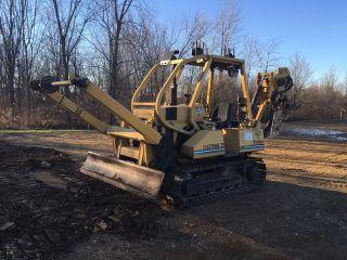 Vermeer Flextrak 75 Vibratory Plow Trencher Dozer Crawler Excavator Only 850hrs photo