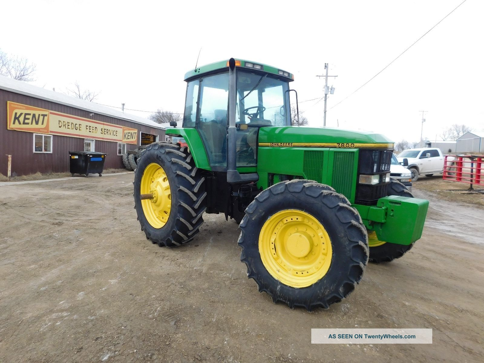 John Deere 7800 Tractor Low Reserve Other Agriculture & Forestry photo