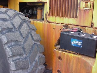 2003 Case 821c Wheel Loader photo