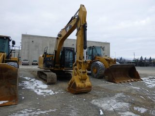 2013 Cat 316e Long Arm Hydraulic Track Excavator Cab Heat/ac Caterpillar photo
