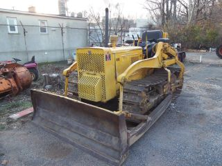 L@@k International Td6 Bulldozer In Jersey photo