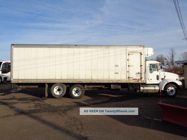 2004 peterbilt 330 thermo king 30 39 reefer box truck
