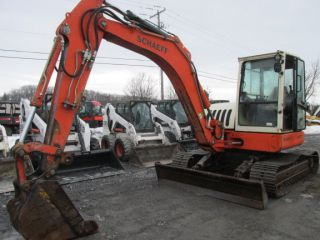 Scheaff Hr32 Midi Excavator W/ Cab photo