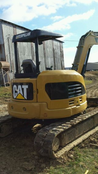 2007 Caterpillar 305 Ccr Excavator photo