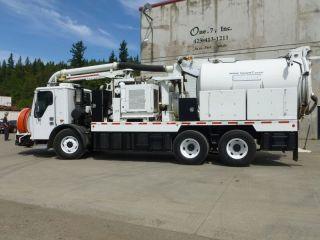2003 Vaccon Hydro Excavator Vactor Truck photo
