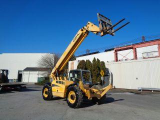 2008 Gehl Dl11 - 55 11,  000 Lbs Telescopic Telehandler Boom Lift Forklift 4x4 photo