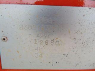 2007 Jlg 400 - S Aerial Boom Man 40ft Bucket Lift 4x4 - Fleet Maintaned - Diesel photo