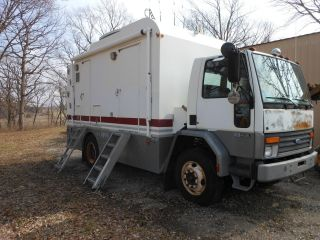 1992 Ford Cargo Cf7000 photo