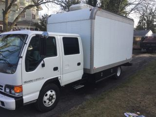 2002 Isuzu Npr Hd photo