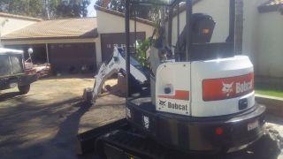 2014 Bobcat E35 Excavator photo
