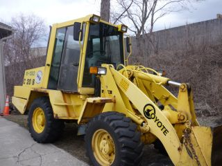 C20b Coyote Wheel Loader photo