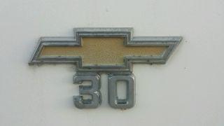 1974 Chevrolet P 30 photo
