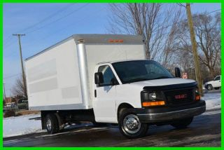 2008 Gmc Savana 3500 photo