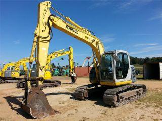 2007 Kobelco Sk135sr - 1 Excavator,  42