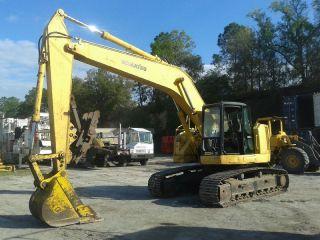 2000 Komatsu Pc228us Lc - 2 Excavator,  46