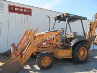 Case 580m Series Ii Backhoe photo