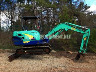 2010 Ihi 35n - 3 35n3 35n Mini Excavator Digger 2455 Hrs photo