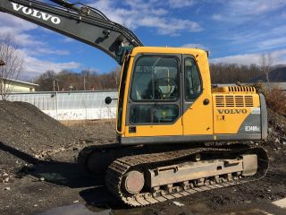 2006 Volvo Excavator Ec140 photo