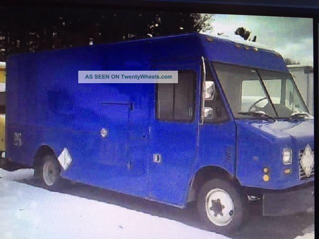 2006 Freightliner Mt45 Step Vans photo
