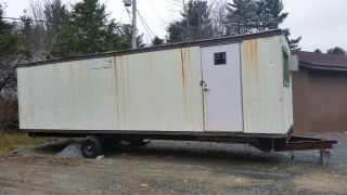 28 - Foot Construction Trailer photo