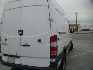2007 Dodge Sprinter 3500 Dually photo