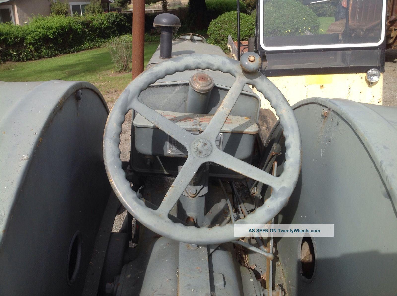 Case Model C : J i case model c tractor