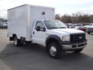 2006 Ford F - 550 Box Truck photo