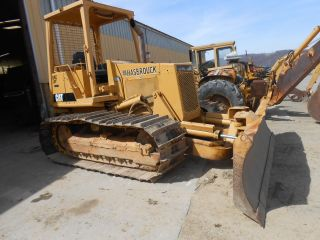 Cat D4 - C Lpg Track Rails And Sprokets Low Hrs Power Shift In Pa photo