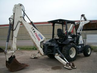 2011 Terex 760b Backhoe Loader photo