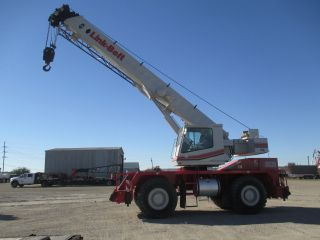 2009 Link - Belt Rtc8030 Ii Rough Terrain Crane photo