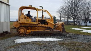 Dozer International Td 15 B photo