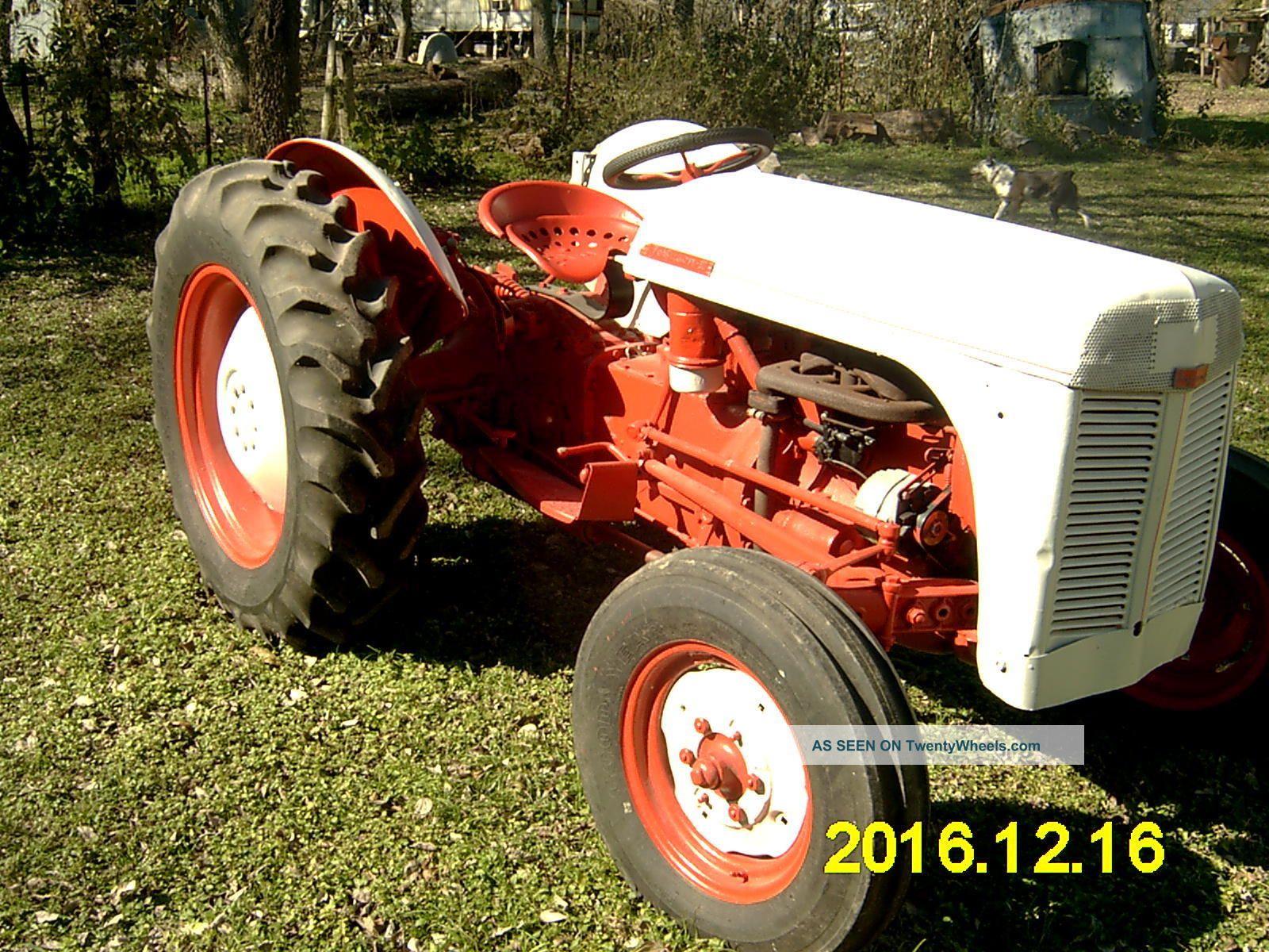 Ford Ferguson Tractor : To ford ferguson tractor