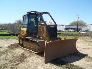 2014 Caterpillar Cat D5k2 Crawler Dozer; Rippers; 481 Hrs photo