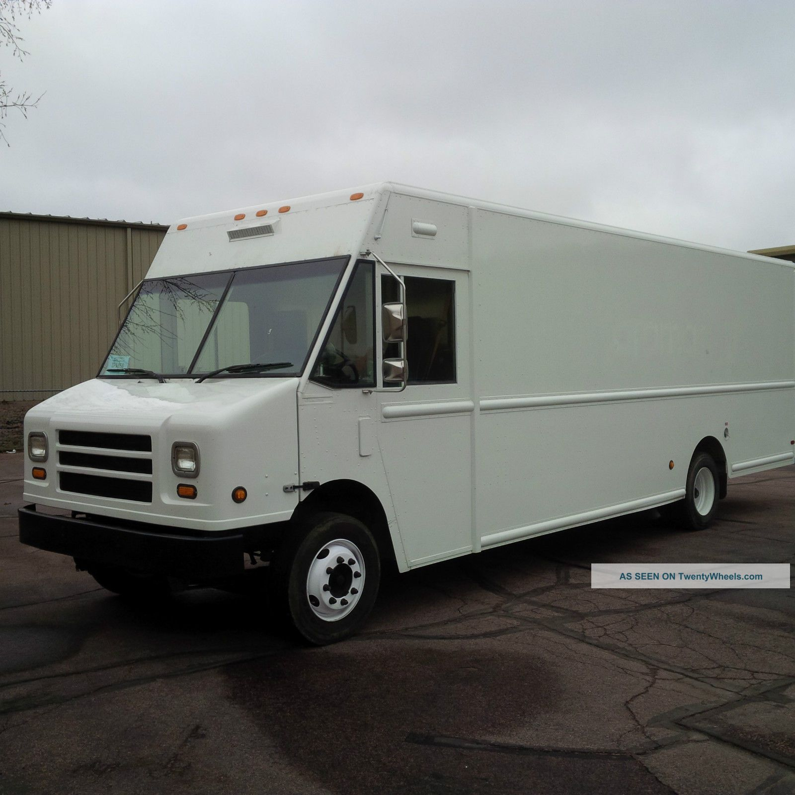 2008 Workhorse Mt 55 Step Vans photo