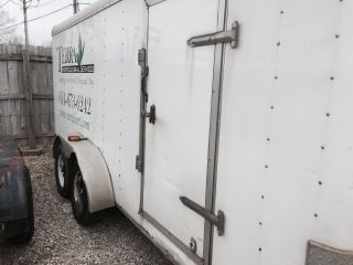 Enclosed Trailer 16 Feet photo