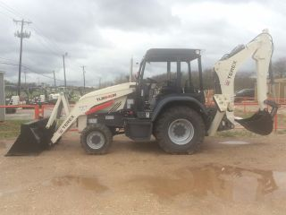 Terex Backhoe Tlb840r photo