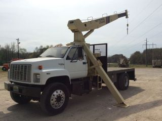 Boom Truck photo