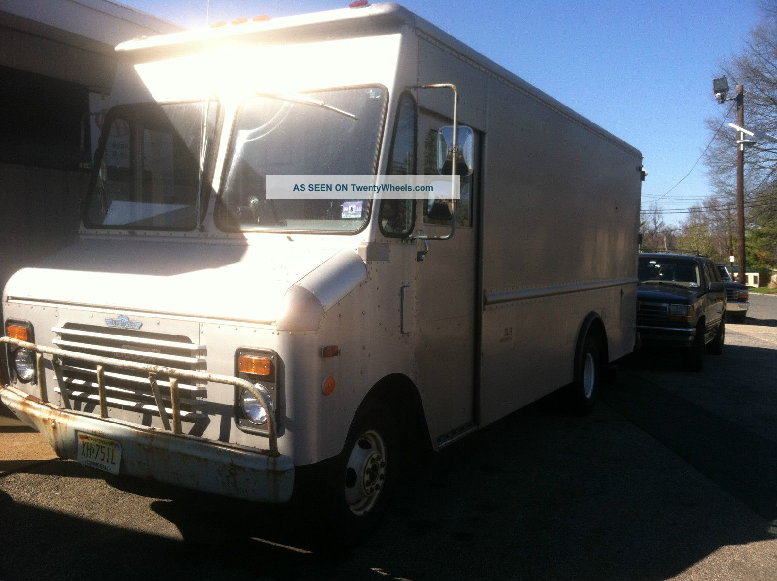 1989 Chevrolet Grumman P30 Step Vans photo
