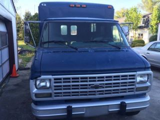 1993 Chevrolet Hi Cube Van G photo