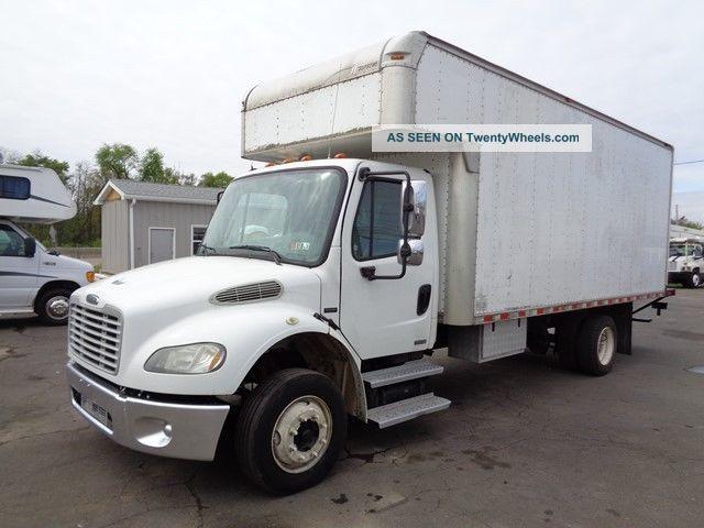 2008 Freightliner M2 Box Truck Box Trucks / Cube Vans photo