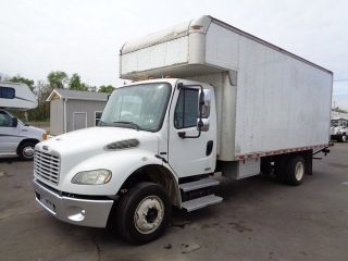 2008 Freightliner M2 Box Truck photo