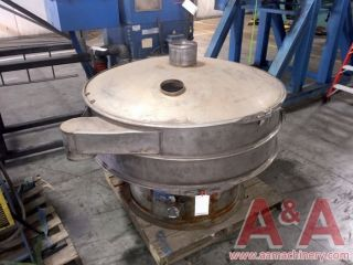Macon Vibratory Separator 16254 photo