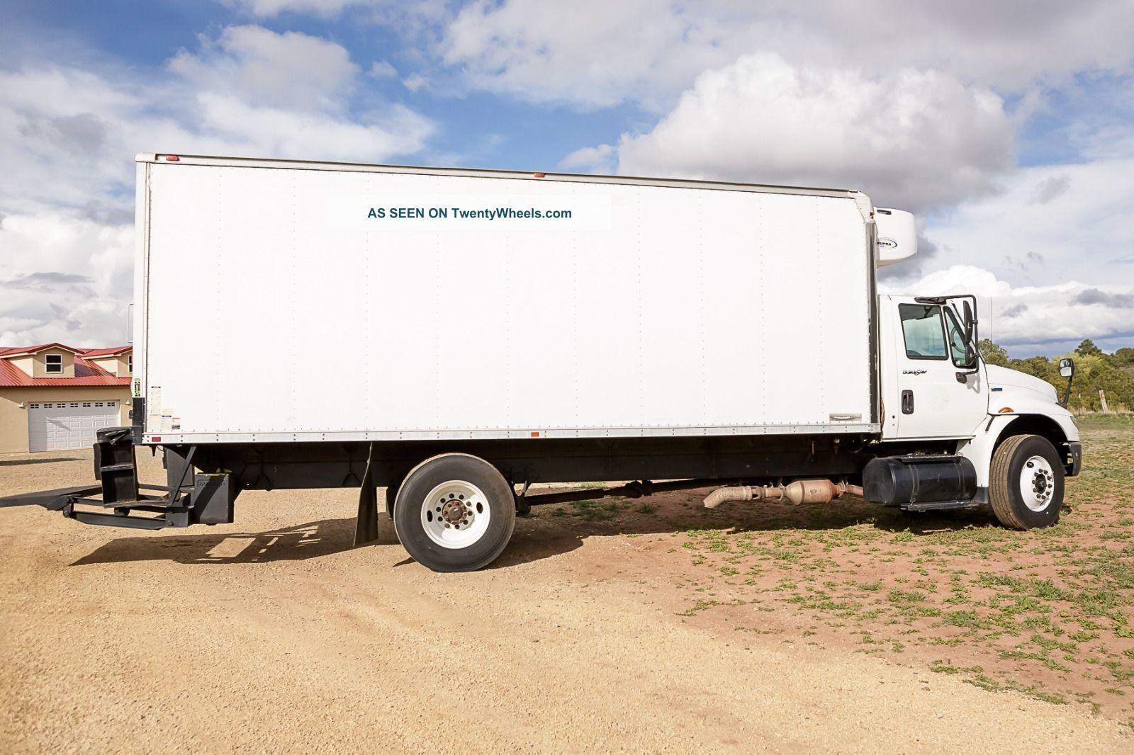 2008 International 4400 Box Trucks / Cube Vans photo