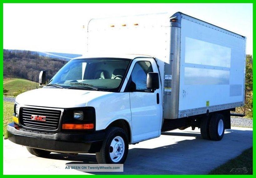 2008 Gmc Savana Cutaway Box Trucks / Cube Vans photo