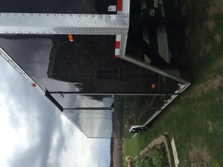 Enclosed Car Trailer photo