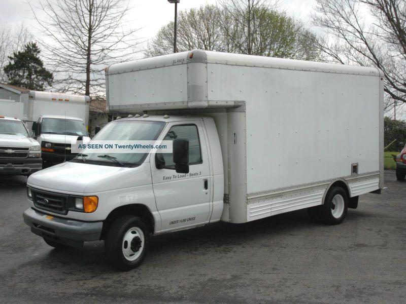 2006 ford cutaway box truck. Black Bedroom Furniture Sets. Home Design Ideas
